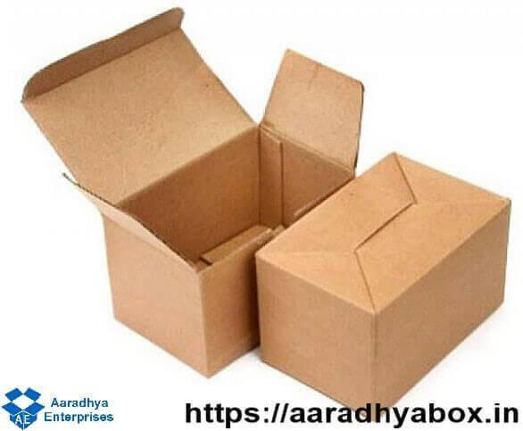 Buy 3 Ply Bottom Lock Box 7 x 4 x 4