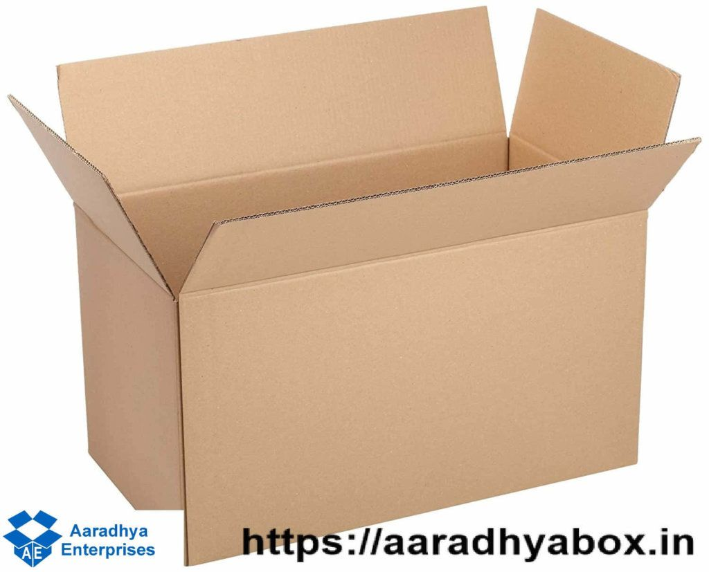 History of Corrugated Boxes 1