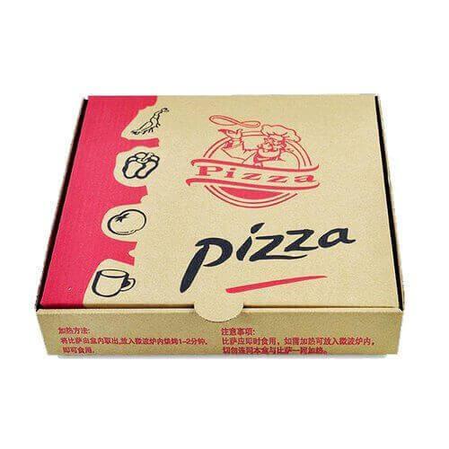 printed pizza box 500x500 1 Pizza Boxes